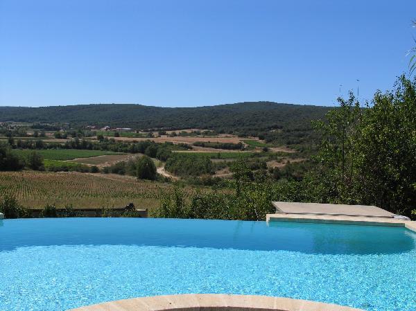 Ferienhaus Grange de la Combe, Goudargues, Gard, Languedoc-Roussillon, Frankreich, Bild 2