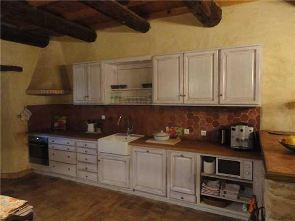 Ferienhaus Grange de la Combe, Goudargues, Gard, Languedoc-Roussillon, Frankreich, Bild 4