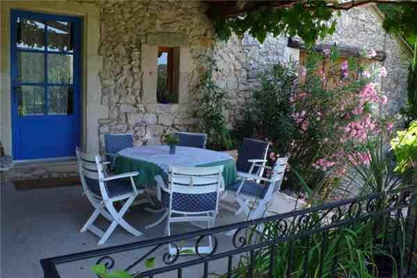 Ferienhaus Grange de la Combe, Goudargues, Gard, Languedoc-Roussillon, Frankreich, Bild 3
