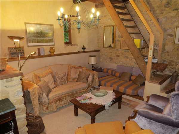 Ferienhaus Grange de la Combe, Goudargues, Gard, Languedoc-Roussillon, Frankreich, Bild 5