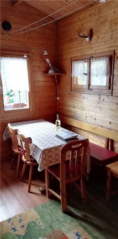 Ferienhaus 'Chalet 'Flaschen'' im Ort Leukerbad