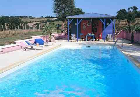 Ferienhaus ***Font Losse, Lusignac, Dordogne-Périgord, Aquitanien, Frankreich, Bild 2