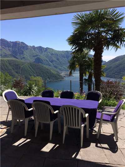 Ferienhaus Casa Carina, Carona, Lago di Lugano (CH), Tessin, Schweiz, Bild 3