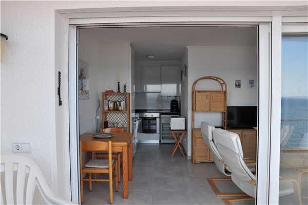 Ferienwohnung 'Mediterraneo' im Ort Rosas