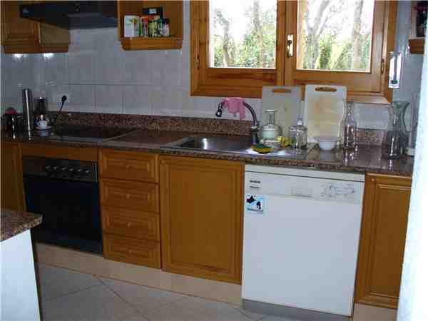 Holiday house Villa Natura, Les Tres Cales, Costa Dorada, Catalonia, Spain, picture 5