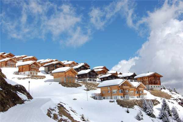 Ferienhaus Chalet Belalp, Belalp, Brig-Belalp, Wallis, Schweiz, Bild 8