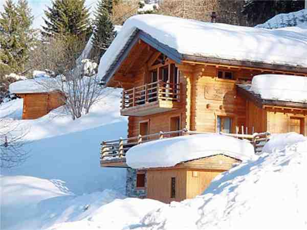 Ferienhaus 'Chalet Haute-Nendaz ' im Ort Haute-Nendaz