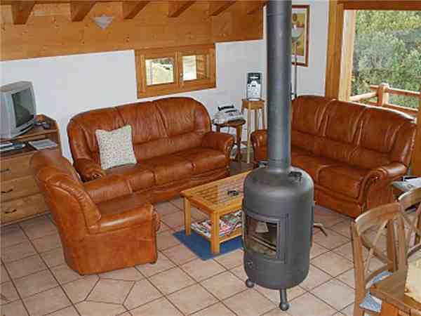 Ferienhaus Chalet Haute-Nendaz , Haute-Nendaz, 4 Vallées, Wallis, Schweiz, Bild 2