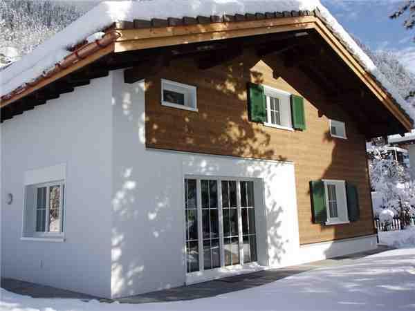 Ferienhaus 'Chalet Klosters' im Ort Klosters