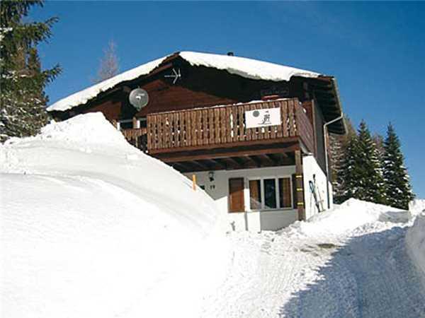 Ferienhaus 'Chalet in Lenzerheide-Valbella' im Ort Lenzerheide-Valbella