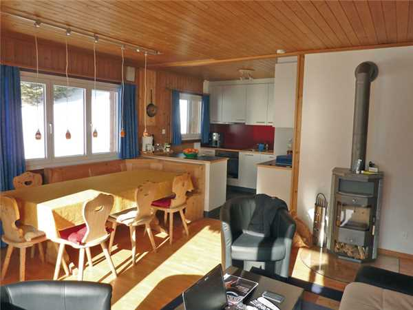 Holiday home Chalet in Lenzerheide-Valbella, Lenzerheide-Valbella, Lenzerheide - Valbella, Grison, Switzerland, picture 3