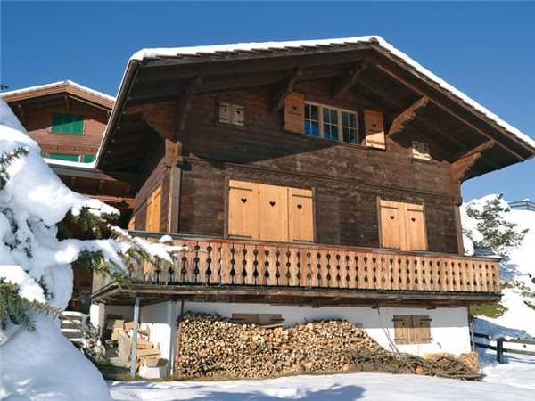 Ferienhaus 'Churwalden' im Ort Lenzerheide