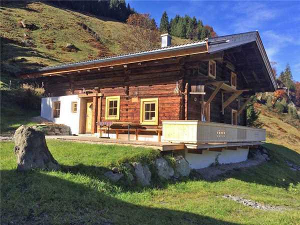 Ferienhaus 'Hütte Kelchsau im Brixental' im Ort Kelchsau