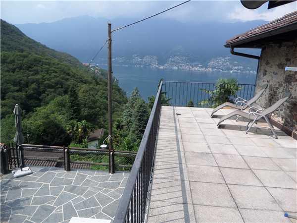 Ferienhaus La Tortue, Scaiano, Lago Maggiore (CH), Tessin, Schweiz, Bild 2