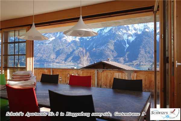 Ferienwohnung 'Schwizi's' im Ort Niederried bei Interlaken