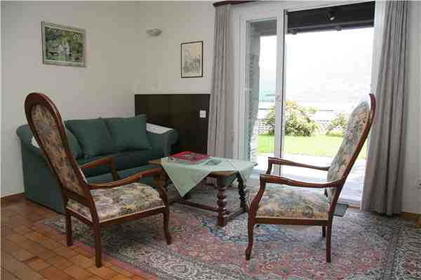 Holiday house Eco-Ferienhaus, Minusio, Lake Maggiore (CH), Ticino, Switzerland, picture 3