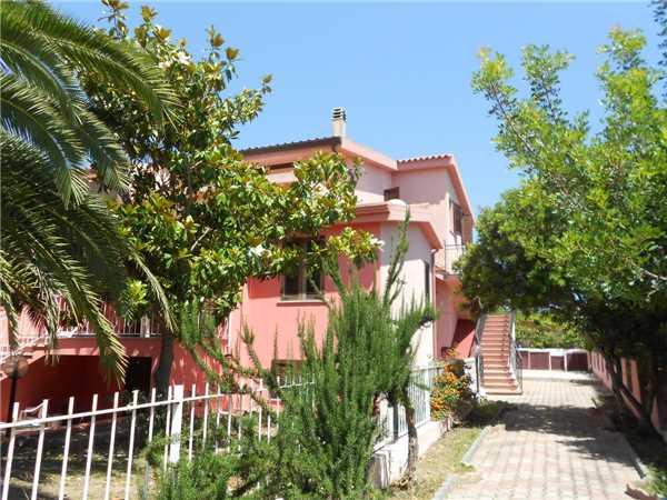Ferienwohnung 'Villa Antonella' im Ort San Giovanni di Posada