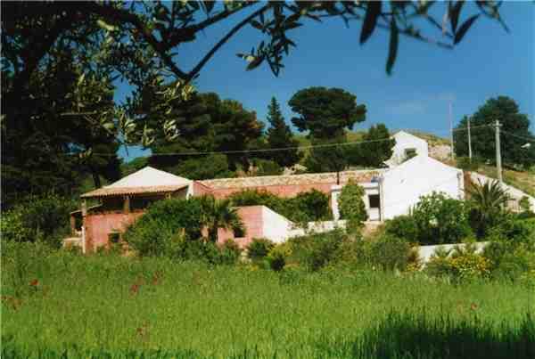 Holiday home Baglio Pozzo Rocca, Fulgatore, Trapani, Sicily, Italy, picture 2