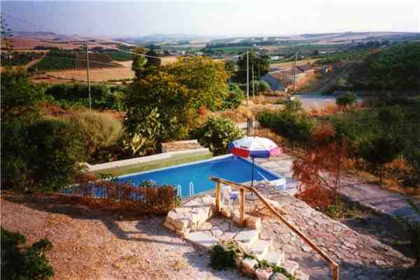 Holiday home Baglio Pozzo Rocca, Fulgatore, Trapani, Sicily, Italy, picture 3