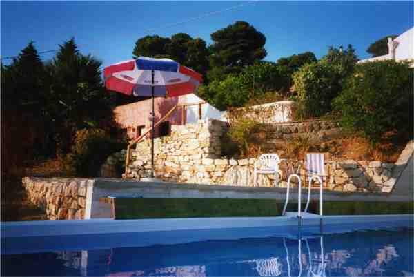 Ferienhaus 'Baglio Pozzo Rocca' im Ort Fulgatore