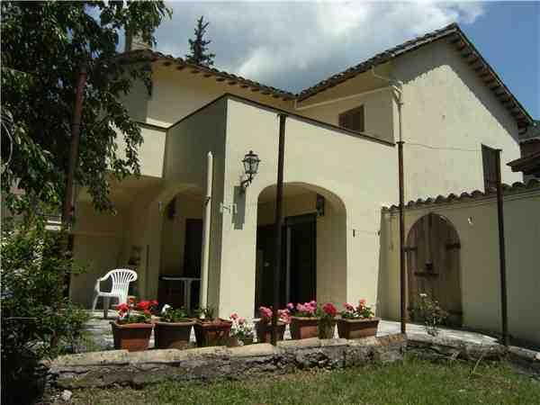 Ferienhaus Casa Luisa, Arrone - Rosciano, Terni, Umbrien, Italien, Bild 2