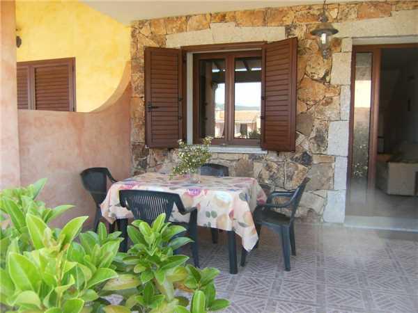 Ferienhaus 'Villetta Piera' im Ort Budoni