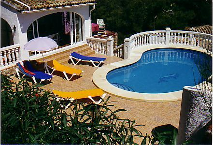 Holiday home Villa Los Leudis, Moraira, Costa Blanca, Valencia, Spain, picture 2