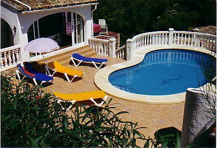 Ferienhaus Villa Los Leudis, Moraira, Costa Blanca, Valencia, Spanien, Bild 2