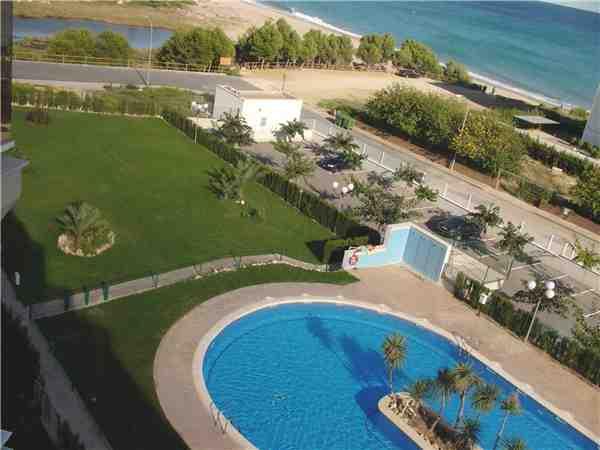 Ferienwohnung 'Bella Vista' im Ort Miami Playa