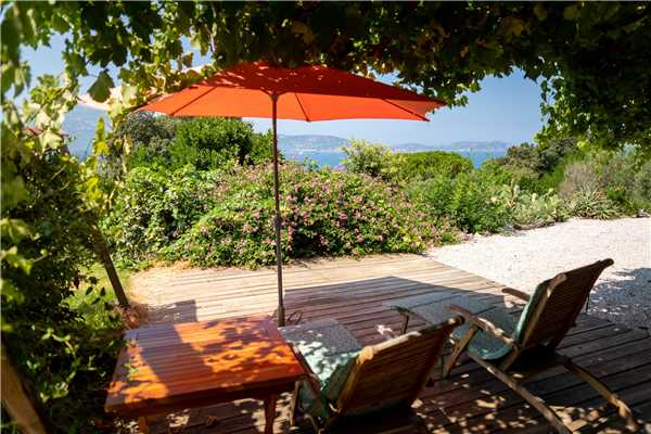 Holiday house SCHINALE, Lumio, Upper Corsica, Corsica, France, picture 3