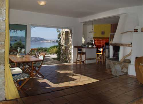 Holiday house SCHINALE, Lumio, Upper Corsica, Corsica, France, picture 5