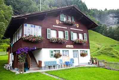 Ferienhaus 'Chalet Thesy' im Ort Schattenhalb