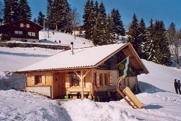 Ferienhaus 'Hilten-Blick' im Ort Axalp