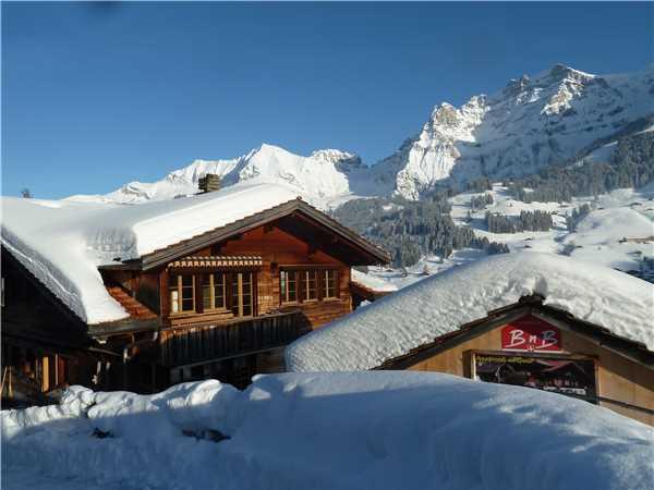 Ferienwohnung 'Alpengruss - Dachwohnung' im Ort Adelboden