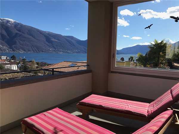 Ferienwohnung 'Villa Zurigo mit Seesicht' im Ort Ascona