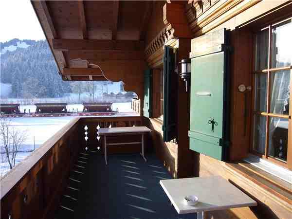 Ferienwohnung Chalet Gessenay, Saanen, Gstaad - Saanen, Berner Oberland, Schweiz, Bild 5