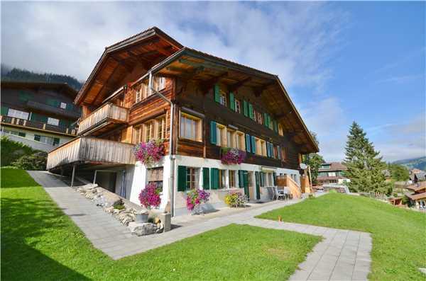Ferienwohnung 'Alpengruss - Parterre Wohnung' im Ort Adelboden
