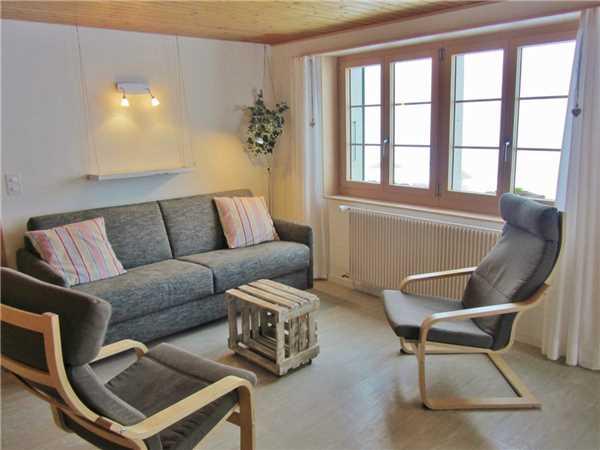 Ferienwohnung Alpengruss - Parterre Wohnung, Adelboden, Adelboden - Frutigen - Kandersteg, Berner Oberland, Schweiz, Bild 4