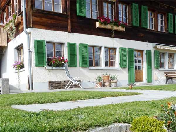 Ferienwohnung Alpengruss - Parterre Wohnung, Adelboden, Adelboden - Frutigen - Kandersteg, Berner Oberland, Schweiz, Bild 2