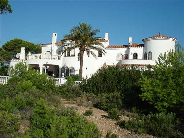 Holiday house Villa Mayr, Les Tres Cales, Costa Dorada, Catalonia, Spain, picture 2