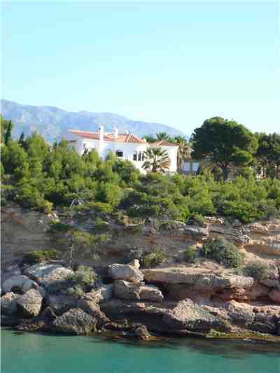 Holiday house Villa Mayr, Les Tres Cales, Costa Dorada, Catalonia, Spain, picture 3