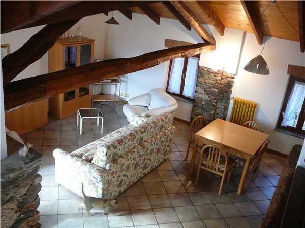 Ferienwohnung 'Casa Paola' im Ort Pratolungo-Pettenasco