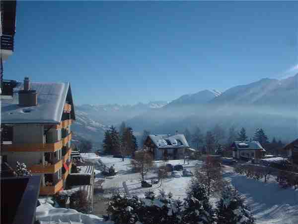 Ferienwohnung Appartement 10, Crans-Montana, Crans-Montana - Anzère, Wallis, Schweiz, Bild 1