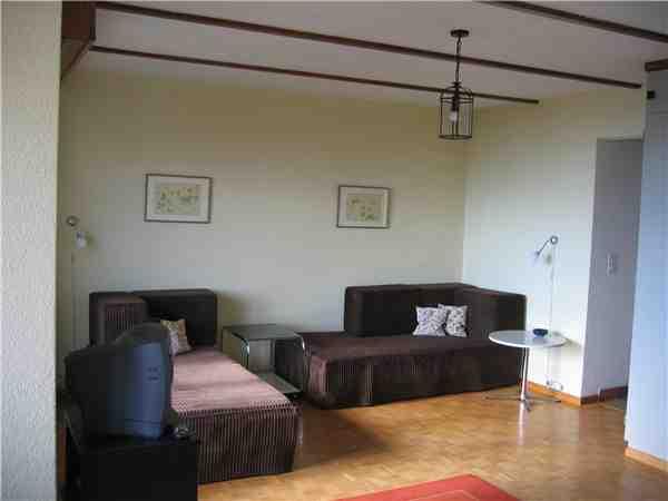 Ferienwohnung Appartement 10, Crans-Montana, Crans-Montana - Anzère, Wallis, Schweiz, Bild 2