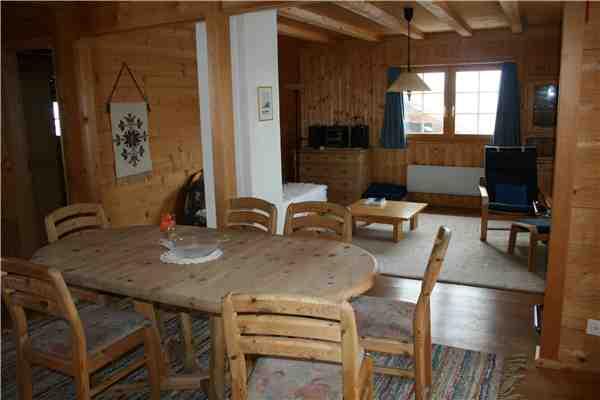 Holiday apartment Haus Feltscher, Wergenstein, Schams Valley, Grison, Switzerland, picture 5