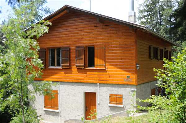 Ferienwohnung 'Chalet Berna' im Ort Crans-Montana
