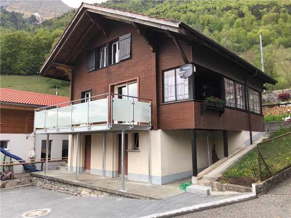 Ferienhaus 'Imseng' im Ort Oberried am Brienzersee
