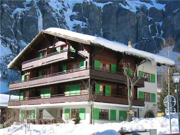 Ferienwohnung Chalet Gassenboden - Ferienwohnung mit 4 Sternen ausgezeichnet, Leukerbad, Leukerbad, Wallis, Schweiz, Bild 5