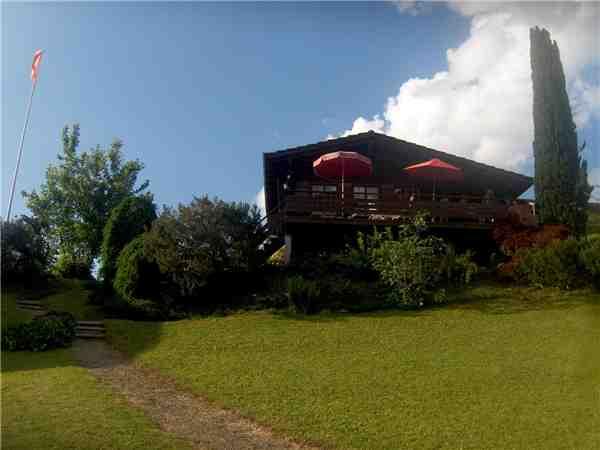 Ferienhaus 'Chalet Langmatt' im Ort Weggis