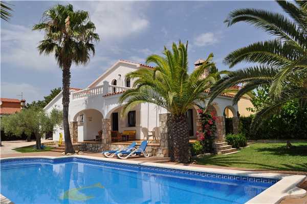 Ferienhaus 'Villa Tema' im Ort L'Ampolla